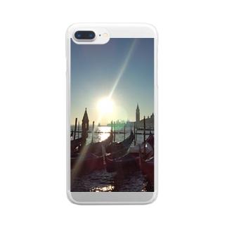 Venezia Clear smartphone cases
