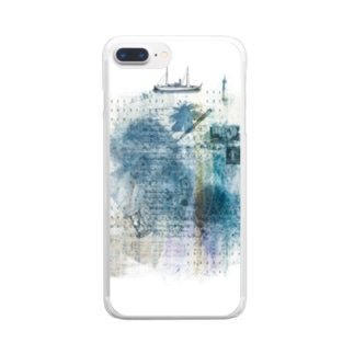 SEE SHE SEA Clear smartphone cases