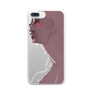 misalignment Clear smartphone cases