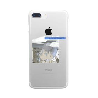 若い星 Clear smartphone cases