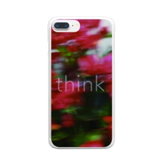 think Clear smartphone cases