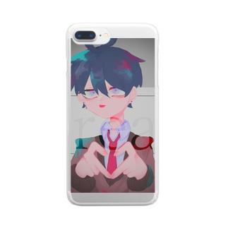 BREAK Clear smartphone cases