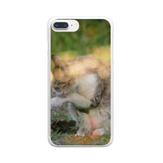 初夏。 Clear smartphone cases