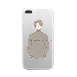 眼鏡 Clear smartphone cases