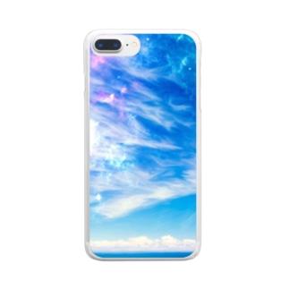 ソラ Clear smartphone cases