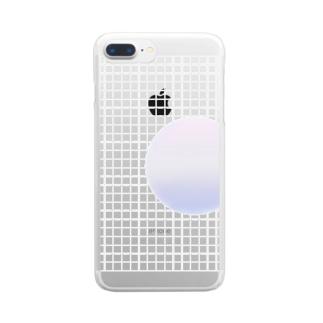 風化 Clear smartphone cases