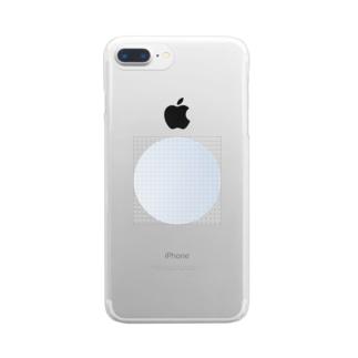 振動 Clear smartphone cases