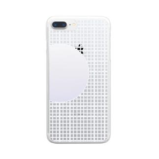 返事 Clear smartphone cases