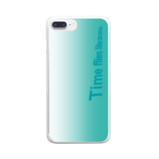 ことわざ Clear smartphone cases