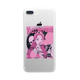Princess Clear smartphone cases