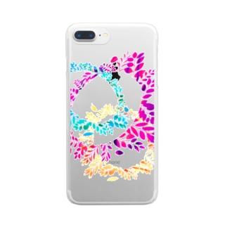 trileaf Clear smartphone cases