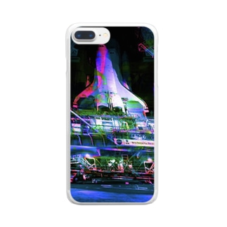rocked Clear smartphone cases