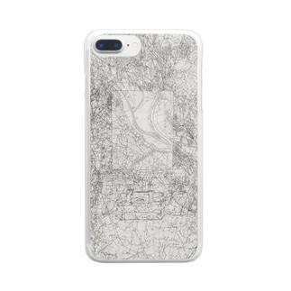 mitsubori Clear smartphone cases