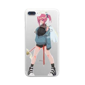wa2 Clear smartphone cases