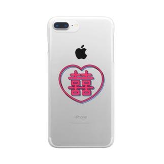 チャイナ・シュアンシー Clear smartphone cases