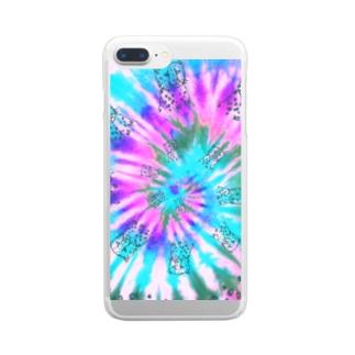 なんなをSS Clear smartphone cases