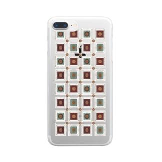 renacnatta - Andrea - Clear Clear smartphone cases
