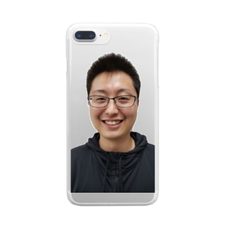 松戸のMINAGAWA Clear smartphone cases