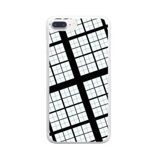 見た目頑丈そうな Clear smartphone cases