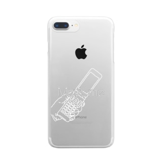 You know Galapagos? Clear smartphone cases