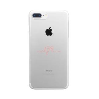頻脈 Clear smartphone cases