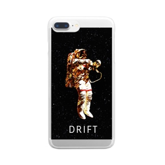 Drift Clear smartphone cases