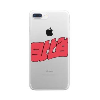日比谷 Clear smartphone cases