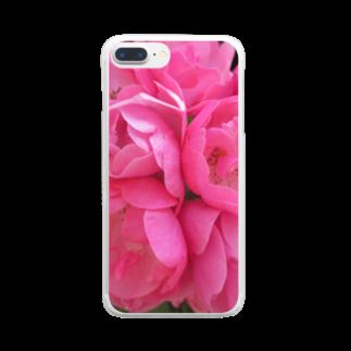 Dreamscapeの貴婦人のようね! Clear smartphone cases