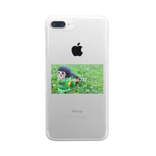 kimon777 Clear smartphone cases