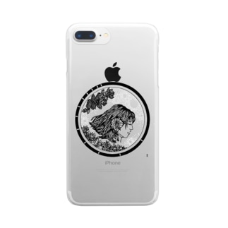 woman-2 Clear smartphone cases