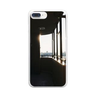 501号室 Clear smartphone cases