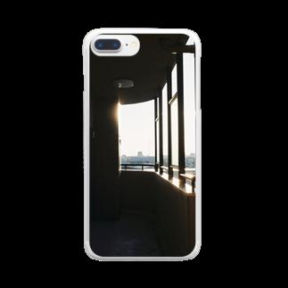 selfishの501号室 Clear smartphone cases
