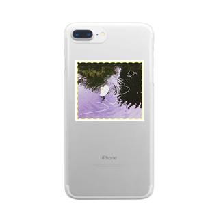 HAKUTYO Clear smartphone cases