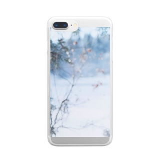 CABIN #3 Clear smartphone cases