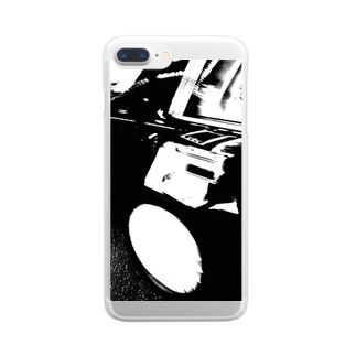 STREET DOWNTOWN Clear smartphone cases