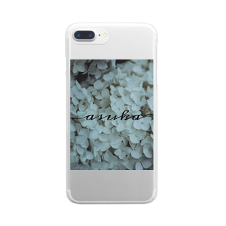 オリジナルケース Clear smartphone cases