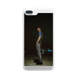 HenDrixxx StoReのTomoaki Takigami 2019  Clear smartphone cases