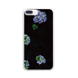 dot universe Clear smartphone cases