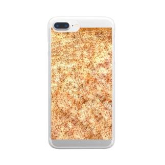 スマホケース002 Clear smartphone cases