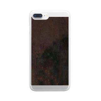 スマホケースかさ003 Clear smartphone cases