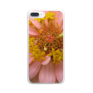 Dreamscapeの優しいあなたへ・・・ Clear smartphone cases