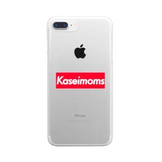 kaseimoms Clear smartphone cases