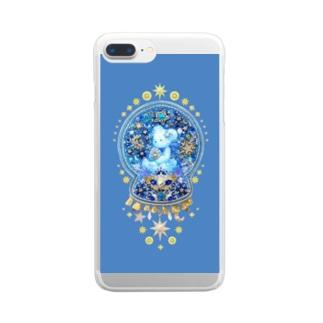 スマホケース✳︎ポミィポピィ Clear smartphone cases