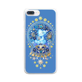 Piari🌗吉祥寺PARCOのスマホケース✳︎ポミィポピィ Clear smartphone cases