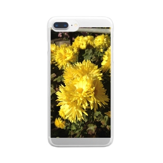 たんぽぽだ~ Clear smartphone cases