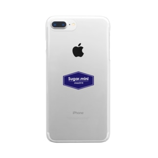 sugarhex Clear smartphone cases
