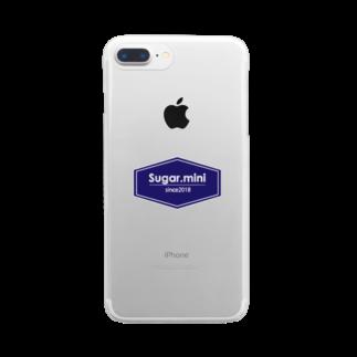 sugar.miniのsugarhex Clear smartphone cases