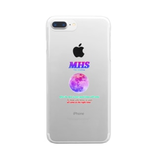 MHS.2 Clear smartphone cases