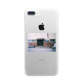 LotuswestのKasugaso Clear smartphone cases