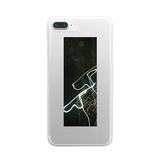 LotuswestのMiss Clear smartphone cases